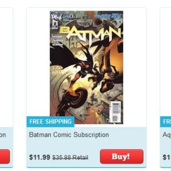 Would You Buy Detective Comics For Eight Cents A Copy?