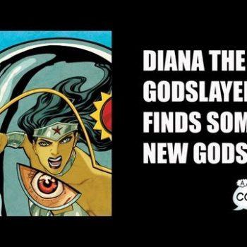 A Comic Show – Wonder Woman Week