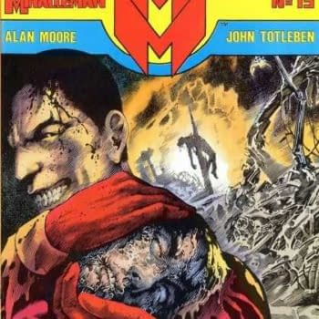 Is Marvelman Closer Than We Think?