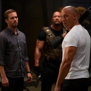 A Scene From Fast & Furious 7 Is On The Fast 6 Blu-Ray