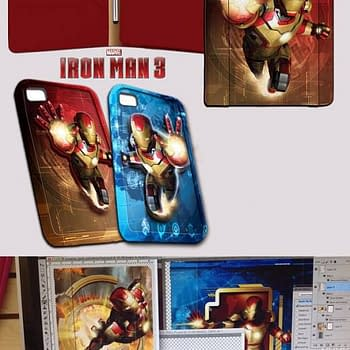 Iron Man 3 Merchandise Designs Show Off Tonys New Get Up