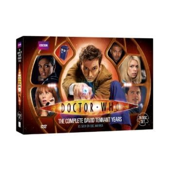 Now Is The Time To Buy Your Complete David Tennant Doctor Who
