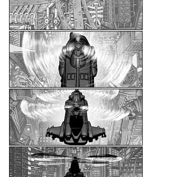 Chris Westons Storyboards For Albert Hughes Live Action Akira