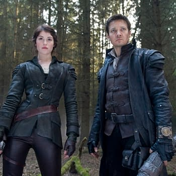 Watch This Bizarre First Trailer For Hansel And Gretel: Witch Hunters