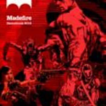 NYCC Debut: Madefire Sketchbook