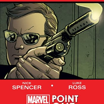 Nick Spencer And Luke Ross Take On Agent Coulson For Marvel NOW