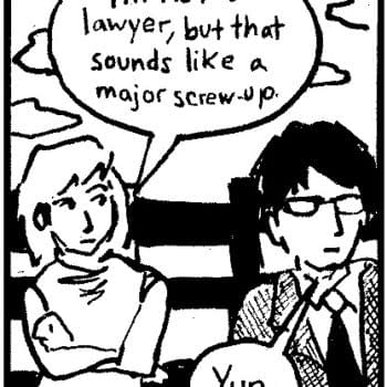 Five Page Comic Fails To Persuade US District Judge