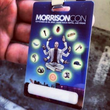 MorrisonCon Swag!