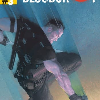 Cammy's Covers – Bloodshot To 2000AD