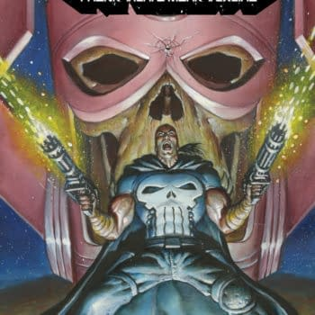 Cammy's Covers – Space Punisher To The Spider