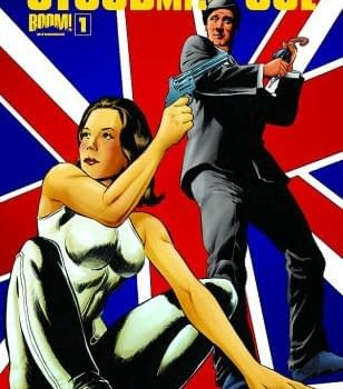 Preview: Mark Waid, Caleb Monroe And Will Sliney's Steed And Mrs Peel #1