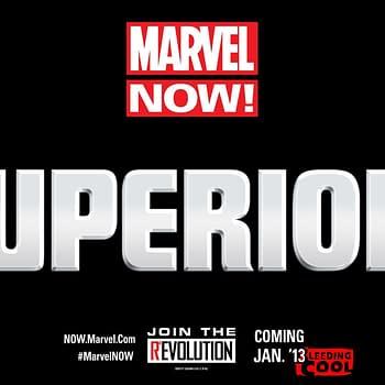 Now Marvel NOW Teases&#8230 Superior Anything To Do With Dan Slotts Spider-Man