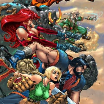 More Battle Chasers Comics Please Mr Madueira Sir
