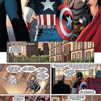 Yup, Looks Like It Is Avalanche Getting The Lobotomy In Uncanny Avengers #1…