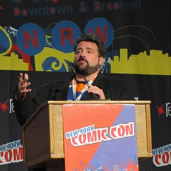 Kevin Smith Brings Back The Old DCU With Batman: Widening Gyre 2