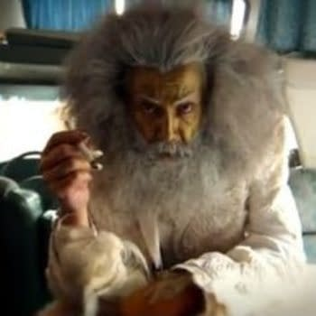 """Alan Moore, """"An Embittered Monstrous Figure"""" – Behind The Scenes Of Jimmy's End"""