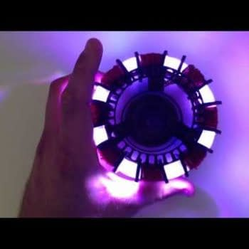 How To Propose By Arc Reactor