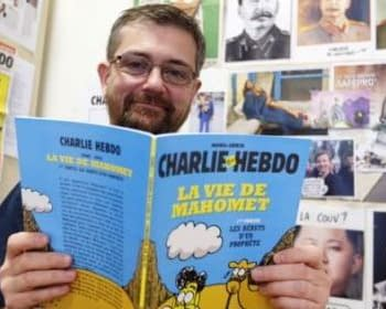 Comic Book Life Of Muhammad From French Satirical Publisher