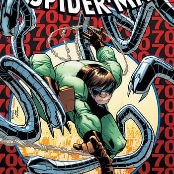 The Worlds Deadest Superhero &#8211 Amazing Spider-Man #700 Second Print Cover
