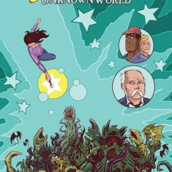 Amelia Cole And The Unsung Heroes -Talking to DJ Kirkbride, Adam P. Knave, Nick Brokenshire, Rachel Deering and Ruiz Moreno about Amelia Cole and the Unknown World