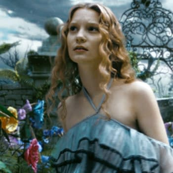 Mia Wasikowska And Johnny Depp May Encounter Their Younger Selves In Alice In Wonderland Sequel-Meets-Prequel