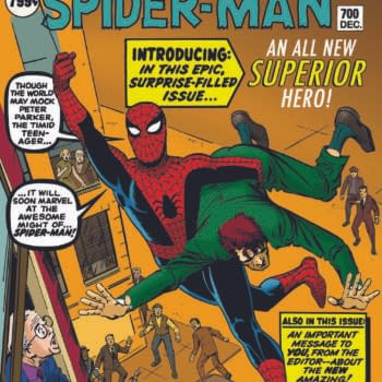 Amazing Spider-Man #700 Ditko Cover Now Available With Second Print