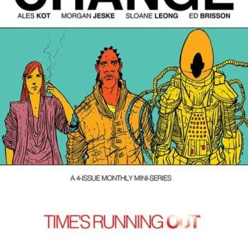 FREE: Change #1 by Ales Kot and Morgan Jeske, Sloane Leong and Ed Brisson from Image Comics