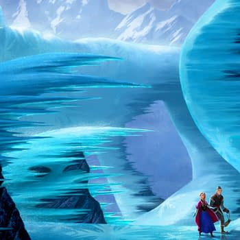 Disney Officially Releases New Frozen Concept Art &#8211 UPDATED With Better Look At Characters