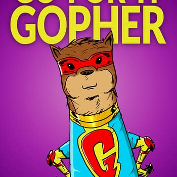 Go-For-Gopher: Sidekick Wanted
