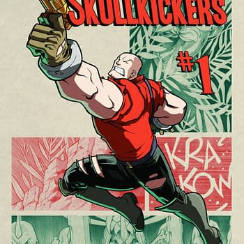Uncanny Skullkickers Changes To Savage Skullkickers In March