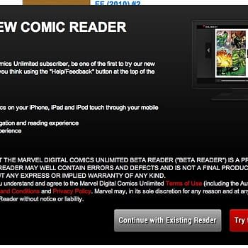 Marvel Digital Comics Unlimited Comes To iPad And IPhone
