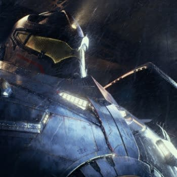 Pacific Rim Clip – A Human Battle On A Giant Scale