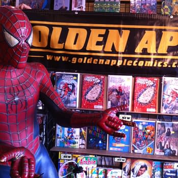 The Man Who Stole Spider-Man #700. And The Man Who Stopped Him.