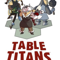 PVP's Scott Kurtz Creates New Comic, Table Titans, With Wizards Of The Coast