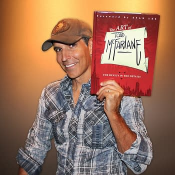 Fan Review of The Art of Todd McFarlane