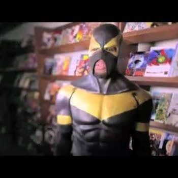 Phoenix Jones Is Recruiting – But Clark Kent Or Peter Parker Need Not Apply