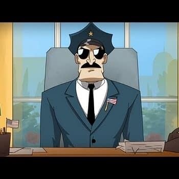 Axe Cop As President