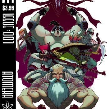 Titan Comics To Relaunch A1 With Dave Elliott, Matt Wagner, Dave Johnson, Paul Jenkins, Jim Steranko, Rufus Dayglo, Garry Leach, D'Israeli, Sami Basri And More