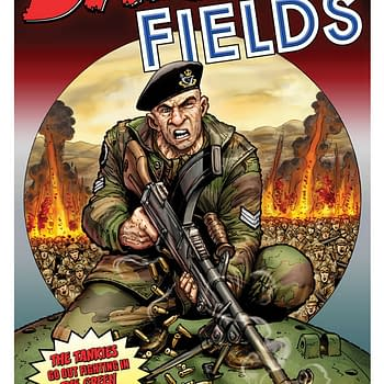 Extended Preview Of Garth Ennis Battlefields And Jennifer Blood &#8211 And Other Dynamite Doings