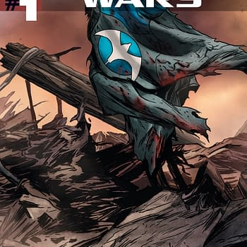 So Anyway Theres This Thing Called Harbinger Wars Coming From Valiant In April