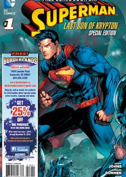 Superman: The Last Son Of Krypton For Free Comic Book Day 2013 &#8211 With A Glimpse Of Lee And Snyders Man Of Steel