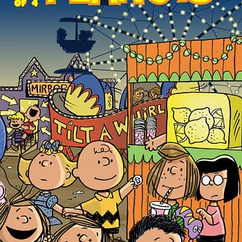 BC Mag #2: The New Adventures Of Charlie Brown