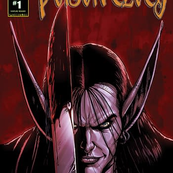 Darick Robertson And Terry Moores Covers For Poison Elves
