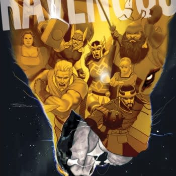 Matteo Scalera Joins Journey Into Mystery And He's All Ravenous