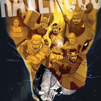 Matteo Scalera Joins Journey Into Mystery And Hes All Ravenous