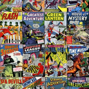 Brian Bolland Is Selling His Silver Age Collection
