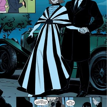 Steed And Mrs Peel #4 &#8211 A Writers Commentary by Caleb Monroe and Yasmin Liang