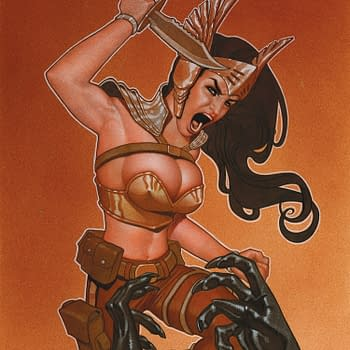 Boundless Plug of the Week: WAR GODDESS #12 &#8211 It All Ends Here