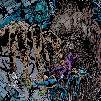 Blackbriar Thorn Has Never Looked Quite As Much Like Alan Moore As He Does In Animal Man #16