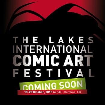 The Lakes International Comic Art Festival &#8211 The UK Does Angouleme
